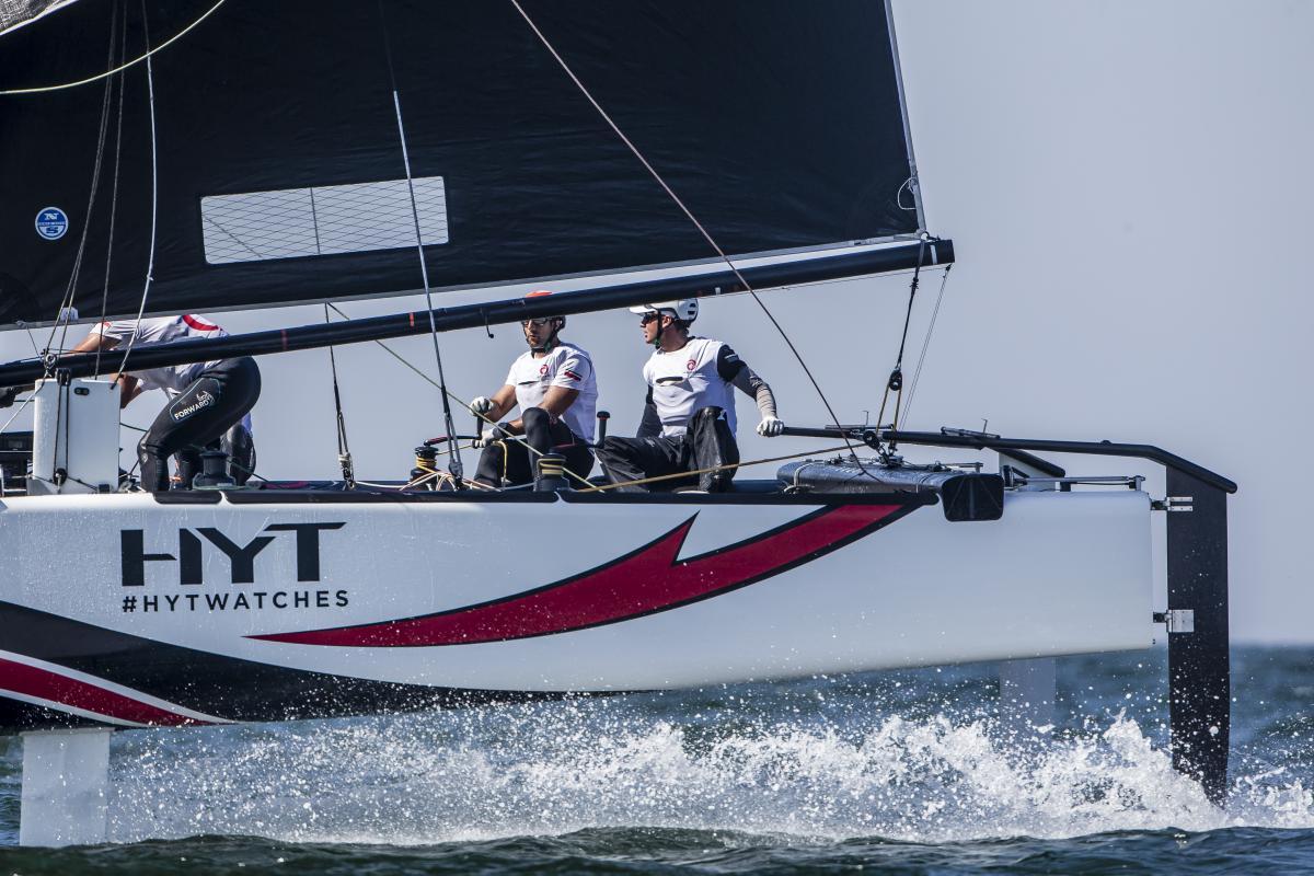 Extreme Sailing Series 2021